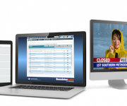 Bannister Lakes Chameleon Closings Module Utilizes Web Connectivity to Alert Viewers