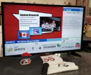 Bannister Lakes Chameleon Powers Waterloo Region District School Board Digital Signage Network