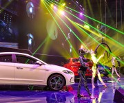 Beijing Hyundais Elantra Lingdong Launch and VR Stream Produced with ATEM and Teranex Express