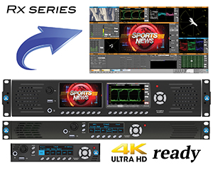 PHABRIX surprises at IBC 2014  4K and ALL UHDTV1 formats