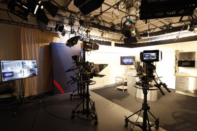 Anglia Ruskin University goes UHD with Megahertz