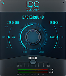 Audionamix Separates and Preserves Speech with IDC: Instant Dialogue Cleaner Plug-In