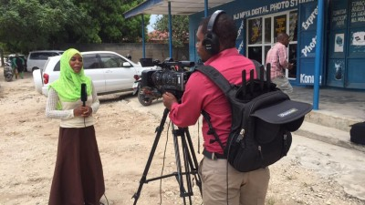 AzamTV adopt Quicklink Mobile Encoder for live news gathering