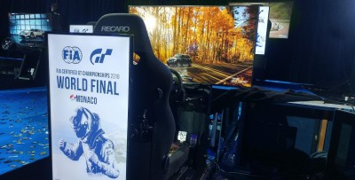 Bannister Lake Successfully Concludes the FIA-Certified Gran Turismo Championships 2018 World Final in Monaco