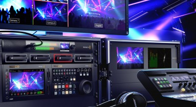 Blackmagic Design Announces New Blackmagic MultiDock 10G