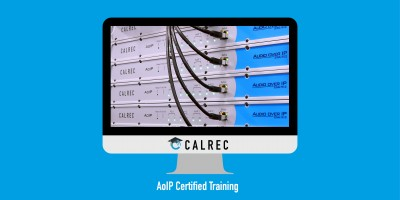 Calrec and rsquo;s successful Sound Institute increases scope with the launch of its certified online Audio over IP Training Course