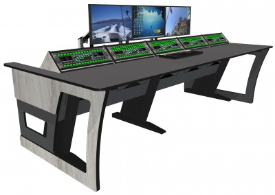 Custom Consoles Reports Surging Demand to Equip New Broadcast Control Rooms and Edit Suites