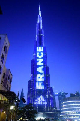 disguise supports SACO to Reach New Heights at Burj Khalifa, World and rsquo;s Tallest Building in Dubai
