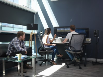 dock10 announces the major expansion of its Post Production facility