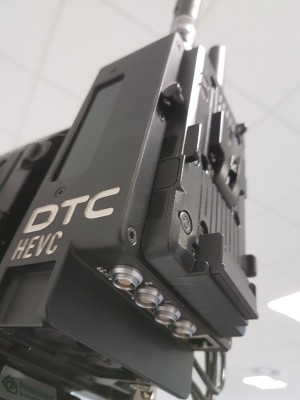 DTC Broadcast AEON 4K transmitter deployed for Australia and rsquo;s first live 4K test