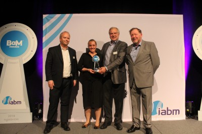 flowtech Tripod Wins Coveted IABM BaM Award in and lsquo;Create and rsquo; Category