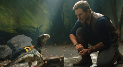 Goldcrest Post Delivers and nbsp;Jurassic World: Fallen Kingdom and nbsp;with DaVinci and nbsp;Resolve