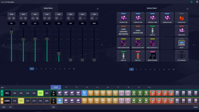 Grass Valley Debuts GV Pace to Deliver Tablet-Based Automation-Assisted Control for Unscripted Live Production