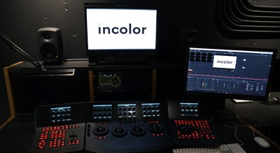 Incolor Uses DaVinci Resolve Advanced Panel for Remote and nbsp;Grading from Overseas