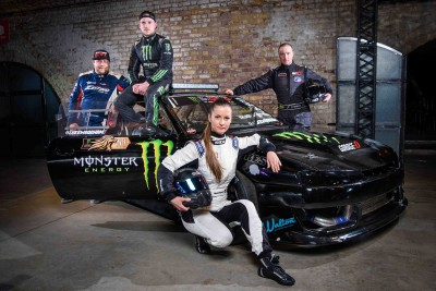 INSIGHT TV and Monster Energy Announce Release Date for Thrilling Road to Gymkhana GRiD Documentary
