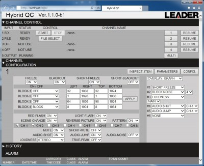 Leader Instruments announces FS 3012 and FS 3103 broadcast QC analyzers