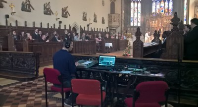 Prism Sound and SADiE Help Capture Gregorian Introits in Latin and English