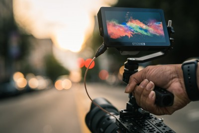 SmallHD Now Offers FOCUS Touchscreen Monitor SDI Version as well as HDMI