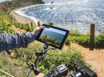 SmallHD Unveils Professional 7 and rdquo; Wide-Gamut Monitor NAB, Las Vegas, Booth C5725