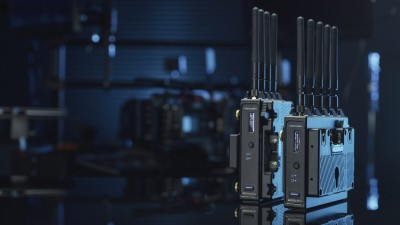 Teradek Unveils the Industrys First Zero-Delay 4K Wireless Video Transmission System NAB, Las Vegas, Booth C5725