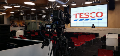 Tesco uses Quicklink TX to power 2019 Annual General Meeting at London headquarters