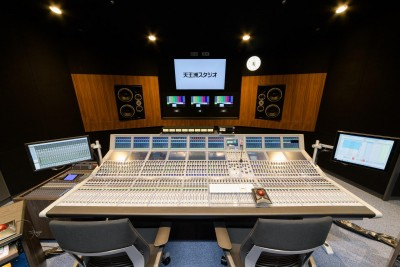 TV Tokyo upgrades its flagship studio Tennozu studio with a CALREC APOLLO console