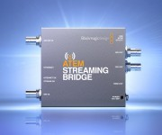 Blackmagic Design Announces New ATEM Streaming Bridge