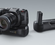 Blackmagic Design Announces New Blackmagic Pocket Camera Battery Grip