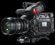 Blackmagic Design focus on the URSA Mini Pro at MediaCity Show