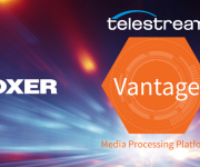 Boxer installs Telestream Vantage at ITV London