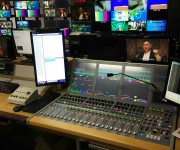 Calrec Brio12 marks TVB and rsquo;s 10th Calrec console