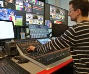 Calrec Brio and Summa serve up sports programming for French TV channel L and rsquo;Equipe