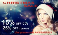 Christmas Offers on Royalty Free Music