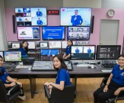 Chulalongkorn University Uses Blackmagic Design Workflow for Online and Streaming Classes