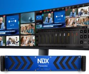 CJP Announces Streamstar NDX 400 IP NDI Remote Live Production System