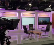 CJP Completes Set Design and Integration for London HD Studio