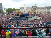 Clear-Com Eclipse Intercom Gleams at Diamond Jubilee