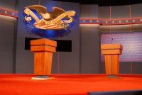 Clear-Com Gets the Communications Vote at Presidential Debates