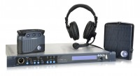 CLEAR-COM LAUNCHES FREESPEAK II and cent;  DECT-BASED DUPLEX WIRELESS INTERCOM SYSTEM
