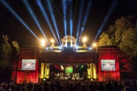 CPL Supplies Camera Package for Lions Den Stage at Boomtown
