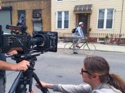 Crooked Letter Films Captures Picturesque Promo for Brooklyn Bicycle Co. with AJA CION