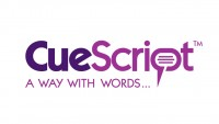 Cuescript Makes Its Company Debut at the 2014 NAB Show