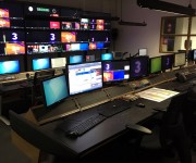 Custom Consoles Completes Studio Desk Project for TV3