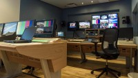 Custom Consoles reports strong demand for broadcast control room and post-production furniture in 2014