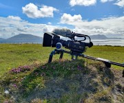 Dancing Fox Productions Tours Ireland with JVC GY-LS300 4KCAM to Shoot Documentary