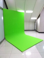 Datavision announces the launch of a new portable chromakey background system, complete with lightweight LED lighting.