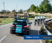Dejero Backs Team Sky on The Road to Tour de France