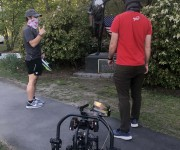 DGA Productions Chooses Teradek and SmallHD for Safe Distancing on Location
