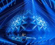 disguise vx 4 Servers Deliver Ambitious Eurovision Visuals