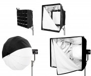 DoPchoice Adds Light Directing Tools for Rotolight Titan X1 andd lvet Kosmos